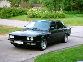 mikefromsweden 1988 bmw 5 series specs photos
