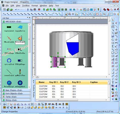 hmi layout exles hmi gis scada visualization report and label print