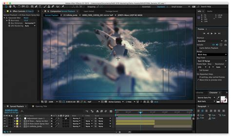 after effects what s new changed in after effects cc 2015 13 8