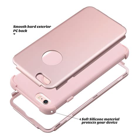 Best Seller For Iphone 6 Plus 6s Plus Vgr 03 for iphone 6 plus 6s plus gold hybrid heavy duty shockproof protective ebay