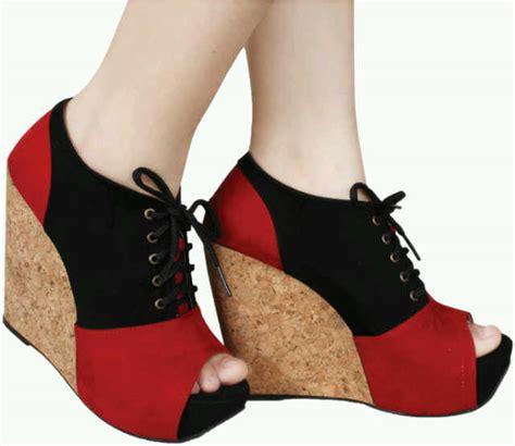 Sandal Wanita Platform Sandal Wanita Change Hr01 sepatu wanita tal 8043 rp 195 000