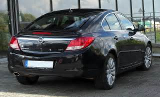 Opel Insignia Wiki File Opel Insignia Cdti Rear 20100926 Jpg