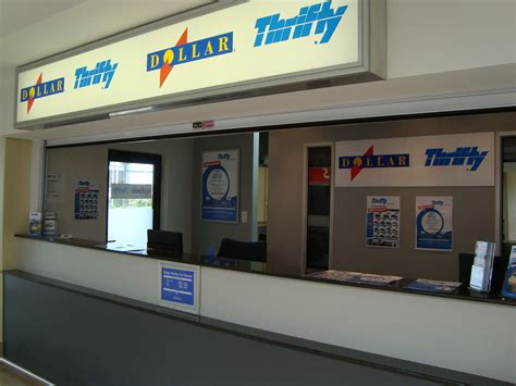 thrifty car rental bookings