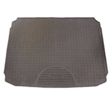 peugeot 308 boot protection tray [sw] sports wagon genuine