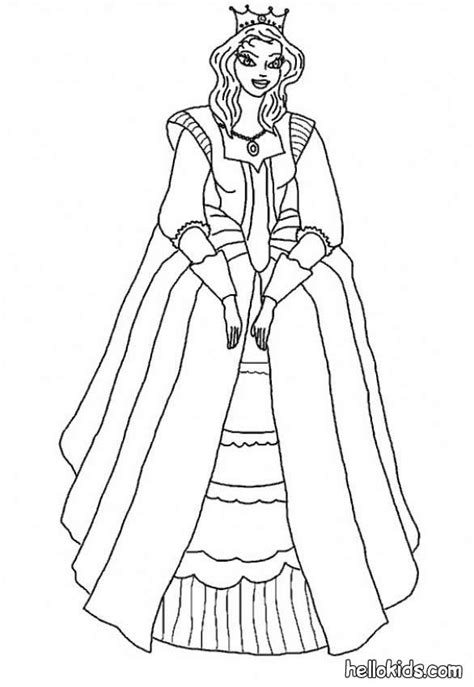 coloring pages of princess dresses princesses dresses coloring pages princess