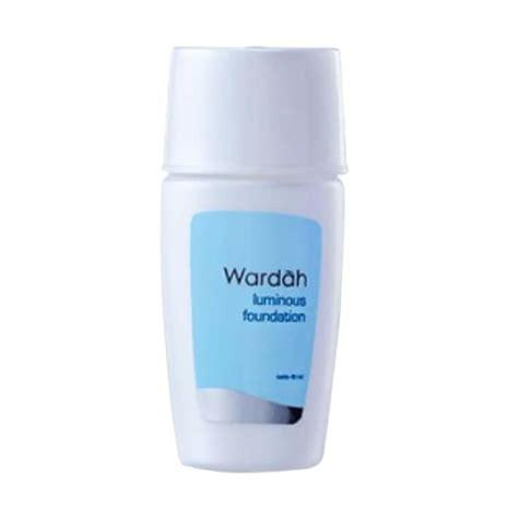 Harga Wardah Everyday Luminous Foundation jual wardah everyday luminous liquid foundation 01