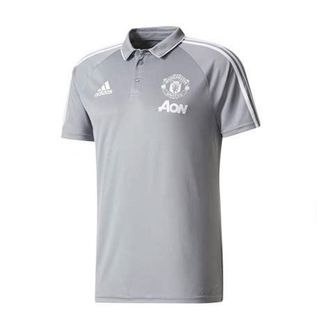 Polo Shirt Go Manchester United Abu 2017 2018 polo shirt adidas manchester united fc 2017 2018 grey soloporteros es ahora f 250 tbol emotion