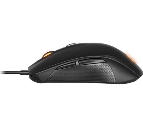 Mouse Steelseries Rival 100 buy steelseries rival 100 optical gaming mouse free delivery currys
