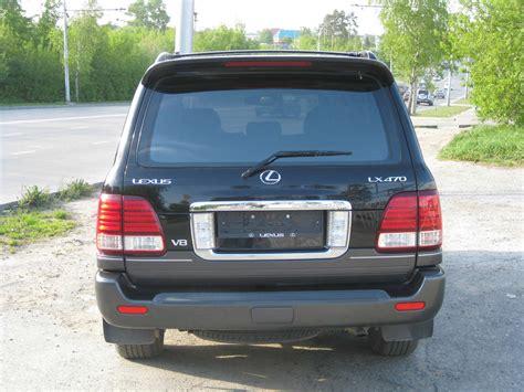 2002 lexus lx470 main image 2002 lexus lx470 photos 4 7 gasoline automatic for sale