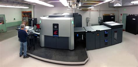 Printer Hp Indigo 10000 state of the press expands wsu s digital printing