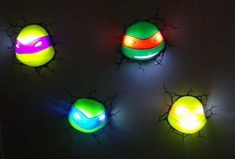 teenage mutant ninja turtle dream light 84 best zays new turtle room images on pinterest