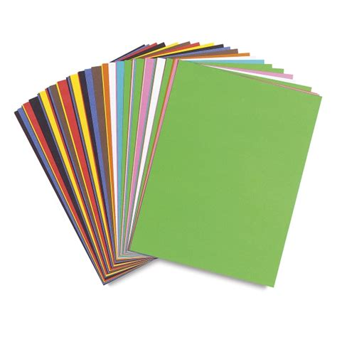 colored construction paper 11406 0079 pacon tru construction paper blick