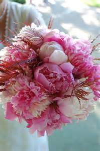 peonies bouquet fresh cut peony bouquets for marcys wedding