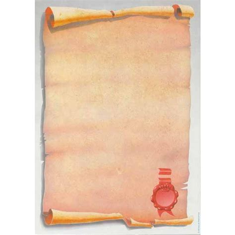 pergaminos infantiles para imprimir imagui apli etiquetas 20 hojas papel motivo pergamino lacrado