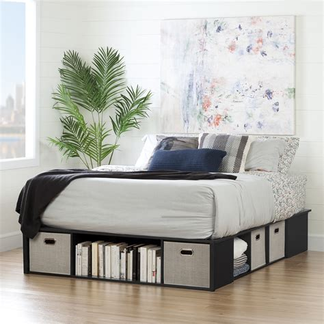 platform bed with storage queen fascinating bedroom furniture introducing low profile