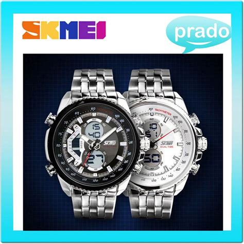 Skmei 9105cs Casual Stainless Water Resistant 30m skmei 0933 stainless steel water resistant 30m
