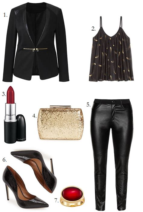 size outfit inspiration casual   nye party