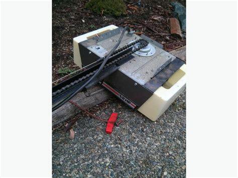 1 2 Hp Craftsman Garage Door Opener 1 2 Hp Craftsman Garage Door Opener Maple Bay Cowichan