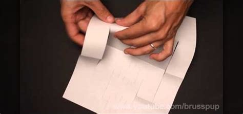 How To Make A 3d Image On Paper - how to make 3d steps out of paper 171 papercraft