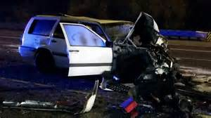 Volvo Crash Two Killed In Crash On I 5 At I 205 Kgw