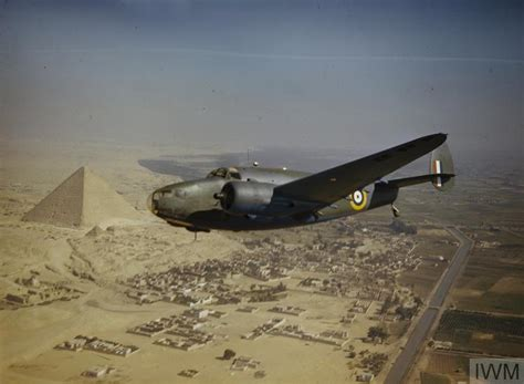 The Royal Air Force In Egypt Summer 1942 Tr 1