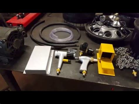 harbor freight blast cabinet upgrade blasting cabinet upgrade from tacoma company how to save