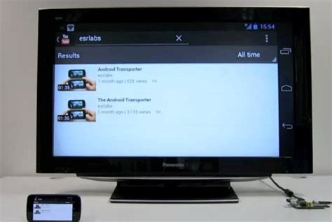 Android On Raspberry Pi by Wireless Tv With Android Transporter And Raspberry Pi