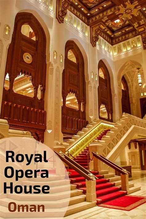 royal house royal opera house muscat oman photos and planning info