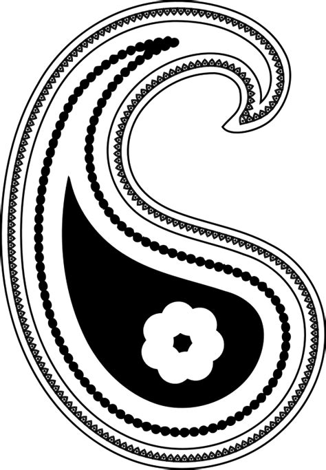 paisley pattern png paisley no background clipart