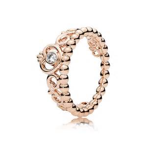 pandora rose my princess tiara cz ring 180880cz ben