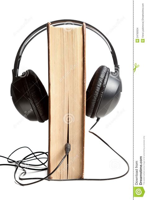 wired to listen what learn from what we say books book wired in to headphones stock images image 24792024