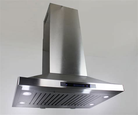 stove hoods 30 quot island mount stainless steel range stove vent ebay