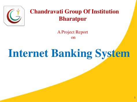 Project On E Banking Of Mba by Java Project Report Banking System