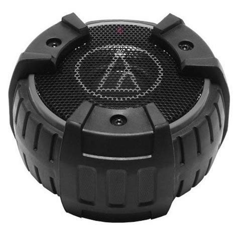 rugged portable speakers audio technica rugged portable speaker gadgetsin