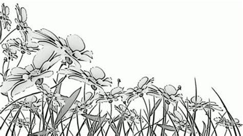 wallpaper hitam pekat gambar tato bunga vektor clip art gratis download gambar