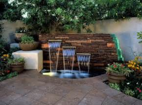 Backyard Water Features Ideas Amazing Water Feature Ideas Garden