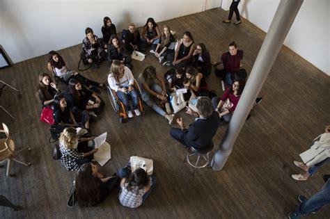 per studenti roma studenti al pastificio cerere di roma 6 artribune