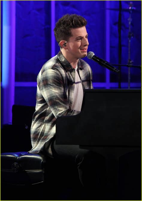 charlie puth just for show charlie puth talks his famous meghan trainor kiss on