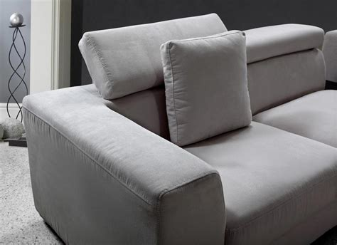 Modern Microfiber Sofa with Modern Sectional Sofa Grey Microfiber Vg Fort 16 Fabric Sectional Sofas