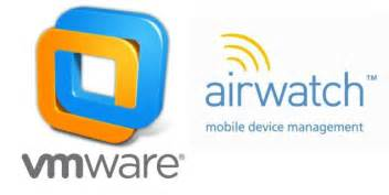 airwatch g s solutions