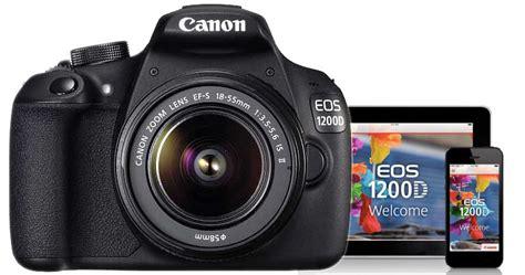 Terbaru Kamera Canon 1200d canon eos 1200d kamera dslr kelas pemula terbaru