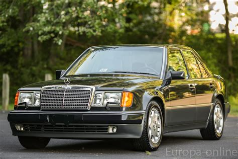 mercedes porsche collaboration the 500e