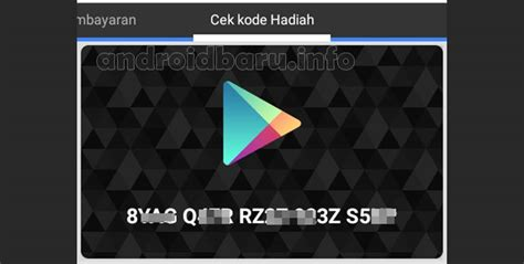 Google Play Gift Card Indonesia Gratis - cara mendapat google play gift card gratis