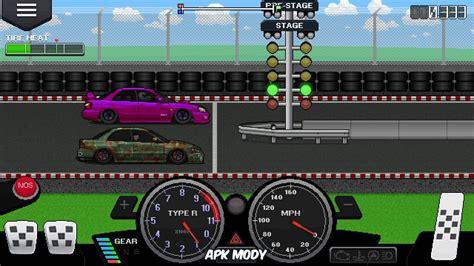pixel car racer pixel car racer 1 0 67 box mod apk download 187 apk mody