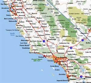 southern california map belair to palm springs 2 hours 8