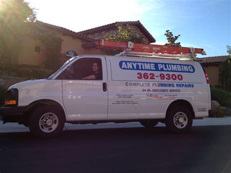 anytime plumbing inc las vegas nv 89118 angies list