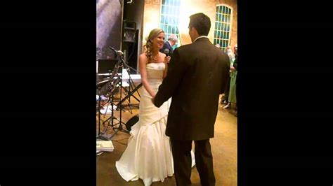 song to husband sings awesome song to husband at reception