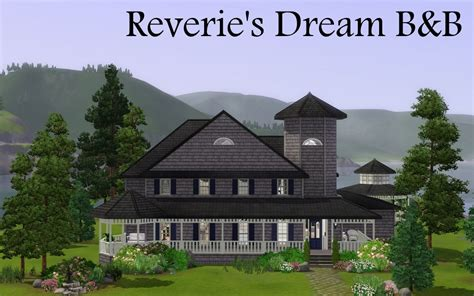 Bb Glow Mts Bb Glow mod the sims reverie s b b a wedding venue