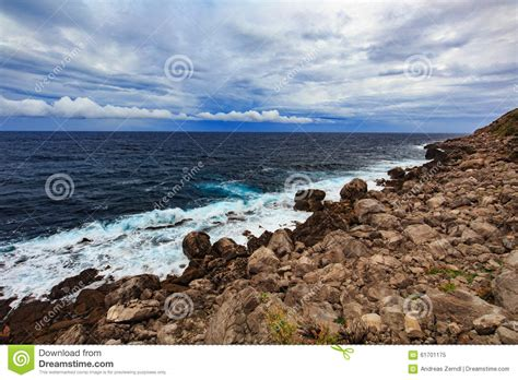 coast landscape stock photo image 61701175