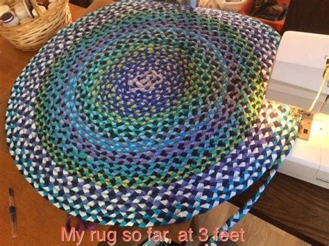 how to make t shirt rugs make beautiful rugs from t shirts craft projects for every fan